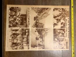 1932 1933 M TOUR DE FRANCE SAINT BRIEUC SETE COL DE CAMPERIE NANTES BOXE PRIMO CARNERA MAURICE GRISELLE CLETO LOCATELLI - Vieux Papiers