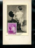 Astrid Et Baudouin N° 447  Obl. - Maximum Cards