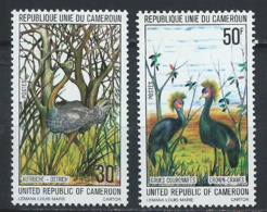 Cameroun YT 608-609 XX / MNH Animal Wildlife - Cameroun (1960-...)