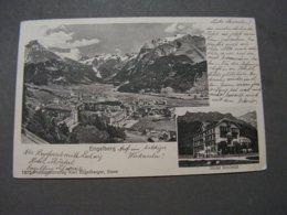 Engelberg 1918 - OW Obwalden