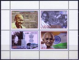 Tajikistan 2019 MS MNH Mahatma Gandhi - Mahatma Gandhi