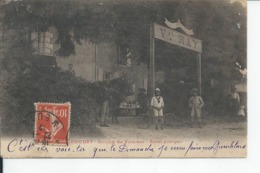 BALEICOURT   Bosquets Des Verdunois  Entree Principale 1912 - Frankrijk