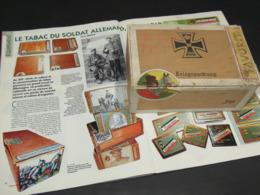 BOITE DE CIGARES ALLEMANDS GUERRE 1914/18 !!! - 1914-18