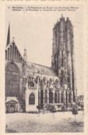 Mechelen, St Ronbouts En Kapel Van Kardinaal Mercier (pk64007) - Malines