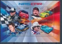 BURUNDI :   CARS :  RACING  MNH - 2010-..: Neufs