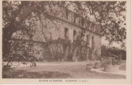 PAIMPONT, Manoir Du Tertre - Ed. Gabriel Sans N° - Paimpont