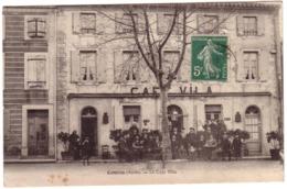 COUIZA - Le Café Villa - Frankrijk