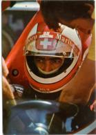 CLAY REGAZZONI  Su Ferrari - Grand Prix / F1