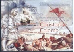 BURUNDI :  SHIPS  : COLUMBUS  MNH - 2010-..: Neufs