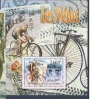 BURUNDI :  Transport : BICYCLE  MNH - 2010-..: Neufs