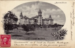 170/ University Of Texas, Austin, Texas - Austin