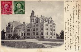 171/ St. Edwards College, Austin, Texas - Austin