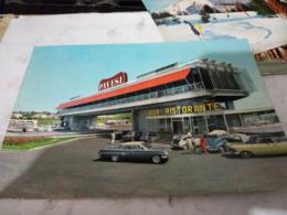 AUTO  CAR AUTOGRILL VW Käfer,Opel Rekord P II,Ford Fairlane,Fiat 500,600.Erbusco,Autostrada Milano-Brescia N1970 HG1752 - Brescia