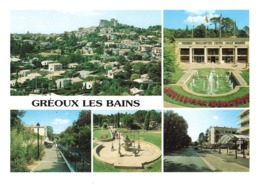 GREOUX LES BAINS - MULTI VUES - Gréoux-les-Bains