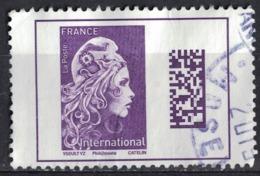 France 2019 Oblitéré Rond Used Marianne L'engagée D'Yseult Digan International Y&T 5291 SU - 2018-... Marianne L'Engagée