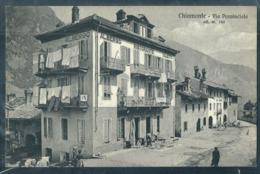 Chiomonte - Via Provinciale ALBERGO RISTORANTE VALETTI - Hotels & Restaurants