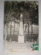 DANNEMOIS - Monument Des Francs Tireurs - France