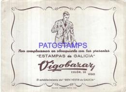 123707 SPAIN ESPAÑA VIGO PUBLICITY VIGOBAZAR & 4 FOUR MULTI VIEW POSTAL POSTCARD - Ohne Zuordnung