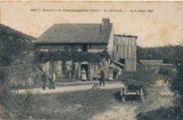 I156 - 39 - CHAMPAGNOLE - Jura - La Billaude - Champagnole