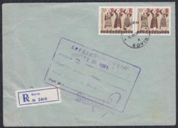 Yugoslavia 1961 Letter Sent From Kovin, Loco - 1945-1992 Sozialistische Föderative Republik Jugoslawien