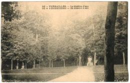 72 - Le Mans - Tribunes Mancelles à La Gare De Champagné - Versailles Le Théâtre D'eau - France