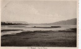 BANGUI-VUE DU FLEUVE - Repubblica Centroafricana