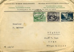 Enveloppe 1937 - Sin Clasificación