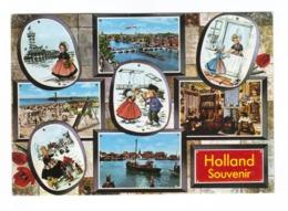 Cartolina Postale - Paesi Bassi - Olanda - Viaggiata - Paesi Bassi