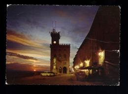 Cartolina Postale San Marino - Palazzo Del Governo - Viaggiata 1976 - San Marino