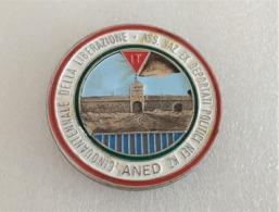 Medaglione ANED Cinquantennale Della Liberazione 1945 -1995 - Italië