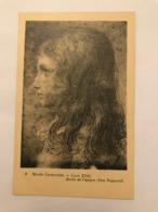 CPA NON CIRCULEE - MUSEE CARNAVALET - LOUIS XVII - DESSIN DE L'EPOQUE (DON RAYNAUD) - Musei