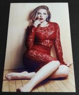 SCARLETT JOHANSSON # Sexy Portrait # Star-Photo, Ca. 12,5 X 19 Cm # [19-3649] - Fotos