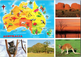 Kt 890 / Australia, Koala, Cangaroo - Australien