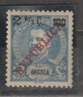 ANGOLA CE AFINSA 189 - NOVO COM CHARNEIRA - Angola