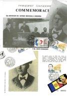 ANDORRA ANDORR 4 DOC CINTO VERDAGUER  AND ESP YVERT 161-2 - Storia Postale