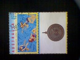 Australia, Scott #1362, Used (o), 1994, Life Saving Education, 45c - 1990-99 Elizabeth II