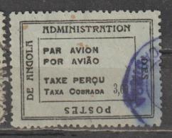 ANGOLA CE AFINSA SOBRETAXA CORREIO AEREO 5 - USADO - Angola