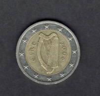 EURO IRLANDE 2008  / 1 Pièce De 2 Euros De Circulation/ - Irlanda