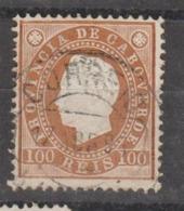 CABO VERDE CE AFINSA 21 - USADO - Islas De Cabo Verde