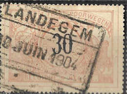 C0.463: LANDEGEM: TR19: Type C_k: Station-Ontvangerij - Chemins De Fer