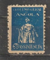 ANGOLA CE AFINSA IMPOSTO POSTAL 4e - NOVO - Angola