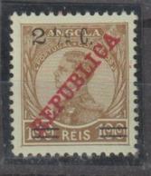 ANGOLA CE AFINSA 191 - NOVO - Angola
