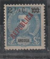 ANGOLA CE AFINSA 193 - NOVO COM CHARNEIRA - Angola