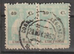 S. TOME CE AFINSA 255 - PAR USADO - St. Thomas & Prince