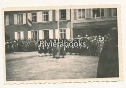 P80 - Photo WW2 22 Janvier 1945 - WASSELONNE Réinstallation Du Maire Français - Guerre, Militaire
