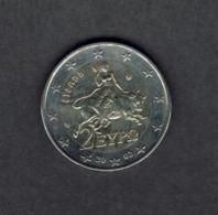 """EURO/GRECE 2002 Pièce De 2 Euros Frappée En SUEDE = Lettre """" S """" Sur L'  étoile Du Bas/DE CIRCULATION !! //usage Courant - Grèce"""