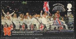GB 2012 Memories Of London 2012 1st Type 1 Good/fine Used [40/32839/ND] - Usati