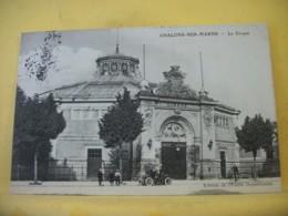 51 8682 CPA 1910 - VUE DIFFERENTE N° 4 - 51 CHÂLONS SUR MARNE. LE CIRQUE. EDIT. DE L'UNION REPUBLICAINE - ANIMATION. AUT - Châlons-sur-Marne