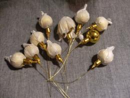 Lot De 20 Petites Decorations De Noel - Kerstversiering