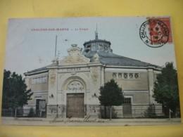 51 8716 CPA COLORISEE. 1908 - VUE DIFFERENTE N° 20 - 51 CHÂLONS SUR MARNE. LE CIRQUE. EDIT. DEBAR FRERES. - Châlons-sur-Marne